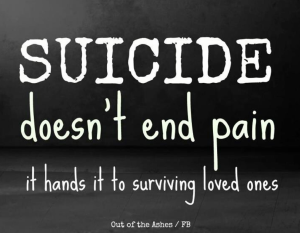 Image result for suicide left behind